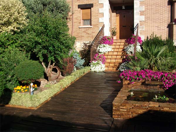 Mantenimiento de jardines jardineria fuenlabrada ricotrebol for Mantenimiento de jardines