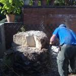 Jardineros en Navacerrada